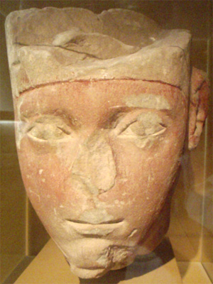 Was this the Pharaoh of the Exodus? Photo: Wikipedia Keith Schengili-Roberts