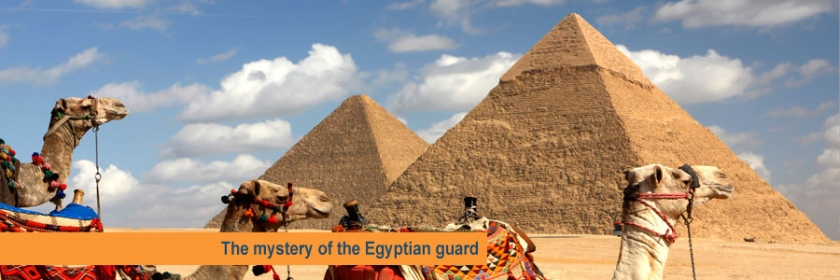 The Mystery of The Eqyptian Guard