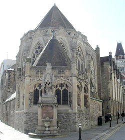 Holy Trinity Church, Hastings, England: Wikipedia/The Voice of Hassocks