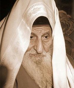 Rabbi Yitzhak Kaduri: Wikipedia/חגי אדלר