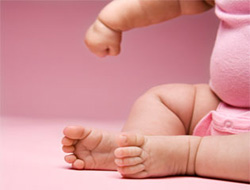 Babies remember things spoken to them while in the womb.