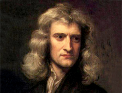 Why did Isaac Newton believe the world would end in 2060 AD. Photo Sir Isaac Newton: Wikipedia