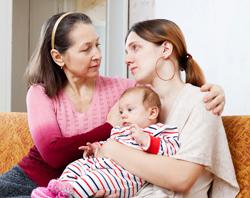 Single parent families?