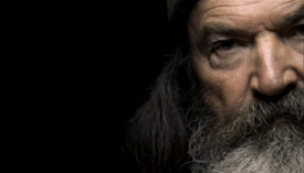 Changed by the Gospel of Christ.  Image: Duck Dynasty's Phil Robertson: I am Second screen capture