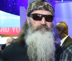 A&E changes mind and welcomes Phil Robertson back to Duck Dynasty Photo: Phil Robertson - Flickr/The Cable Show