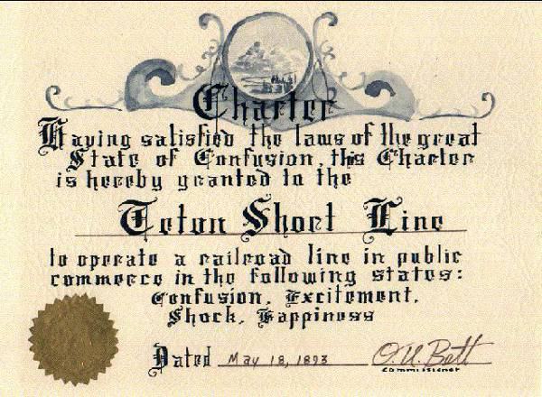 CharterCertificate