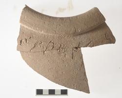 Inscription reveals ancient wine jug belonged to King Solomon. Photo courtesy Dr. Eilat Mazar by Ouria Tadmor