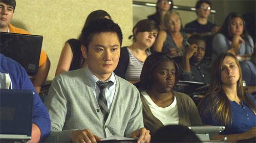 Ming Wang's story was portrayed by Martin Kip in the movie God's Not Dead Photo: Martin Kip Godsnotdead.com