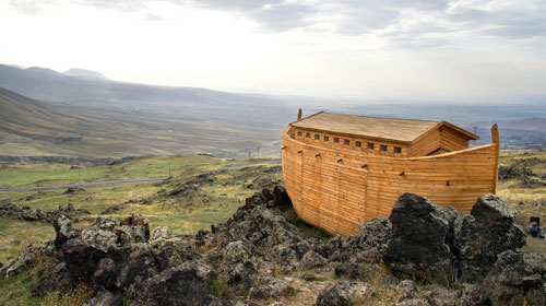 Science shows Noah's ark could have held the animals of the world.