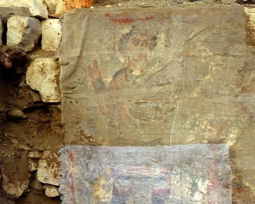Coptic image of Jesus courtesy Mission Oxyrhynchus
