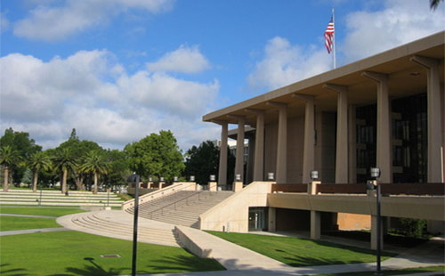 California State University under fire for religious discrimination? Photo CSU-Northridge: Wikipedia