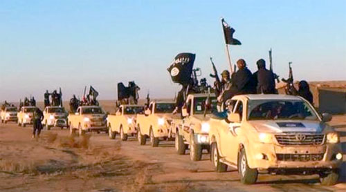 Isis succeeded because they had a plan.