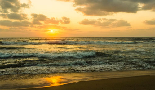 Massive oceans beneath the earth's surface contributed to Noah's flood: Photo Kumaravel / Foter / Creative Commons.