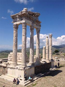 Pergamum site: Burk Andree