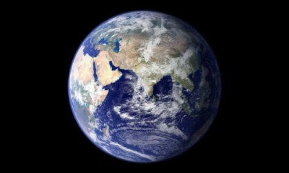 Because of the impossibility of evolution, we are alone: Image NASA | Wikipedia