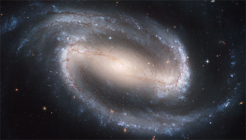 Spiral Galaxy, Hubble Telescope: NASA