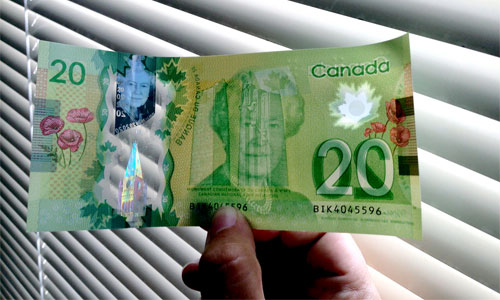 The Canadian government is considering its own digital money. Image: anitakhart | Foter | CC BY-SA