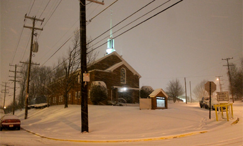 Prince George County church: Image: Elvert Barnes | Foter | CC By-SA