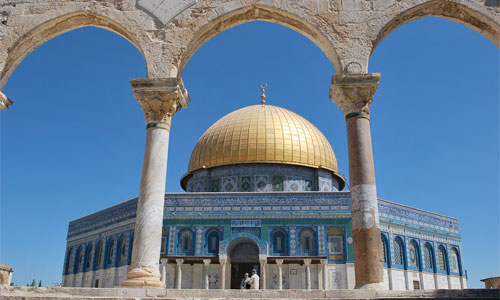 Is the Dome of the Rock supposed to be a Jewish prayer site? Image: Chadica | Foter | CC BY