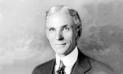 The other side of Henry Ford.