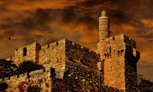 Old Jerusalem Image: lapidum/Iwoman/CC BY-NC