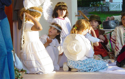 Nativity Play in Argentina Image: Adam Jones, PhD., Global Photo Archive CC BY-SA