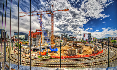 Under construction in Denver, Colorado. Photo: warzauwynn/Foter/CC BY-NC