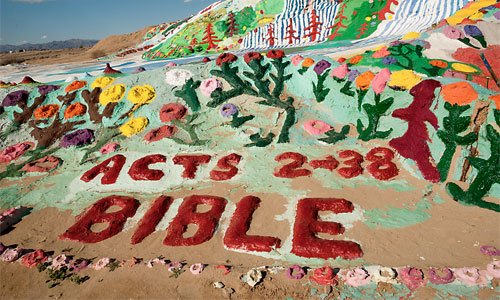 Bible verses are everywhere. Photo: clownhair_magee/foter/CC BY-NC-SA