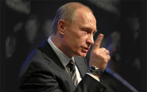 Putin Photo: World Economic Forum/Foter/CC BY-NC-SA