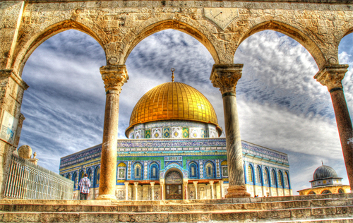 Is the Dome of the Rock really the site of the Jewish Temple in Jerusalem? Photo: Serithian/Foter/CC BY-NC