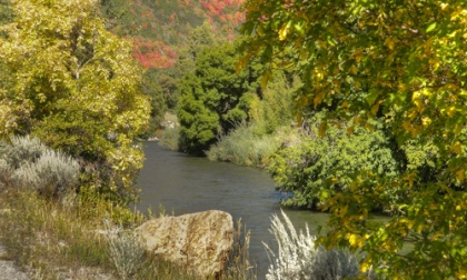 Spanish Fork River Photo arbyreed/Flickr