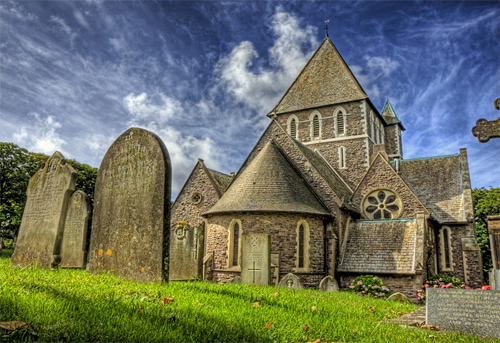 St. Annes Church, Alderney, England Photo: neilalderney123/Foter/CC BY-NC