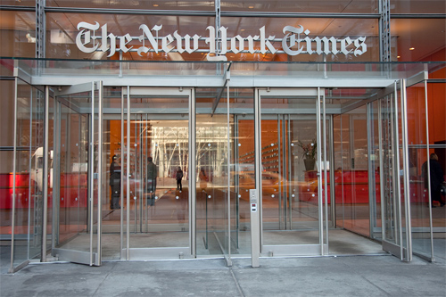 The New York Times Photo: Scott Beale/Foter/CC BY-NC-ND