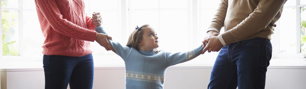 Divorce has a negative impact on children.