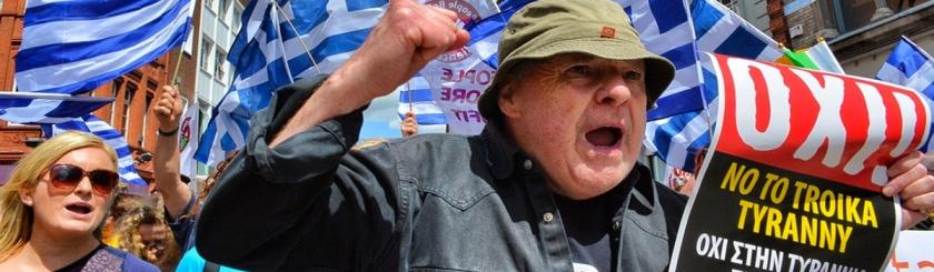 Greek protests: desbyrnephotos/Foter/CC BY