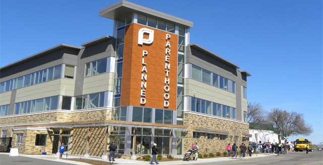 Planned Parenthood Office in St. Paul Photo: Fibonacci Blue/Foter/CC BY