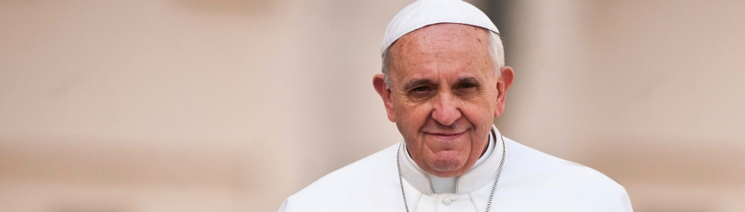 Pope Francis: Catholic Church of England and Wales/Foter/CC