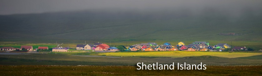 Shetland Islands Photo: Hamish Irvine/Flickr