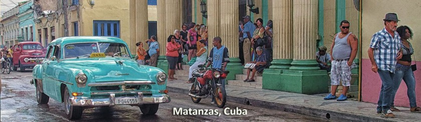 Is Cuba opening to the Gospel? Photo: Matanzas, Cuba Flickr/G. McDougall