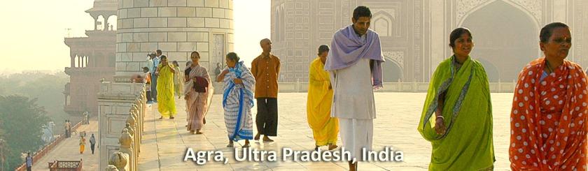 Agra, Uttar Pradesh, India Photo: Amit Gupta/Flickr