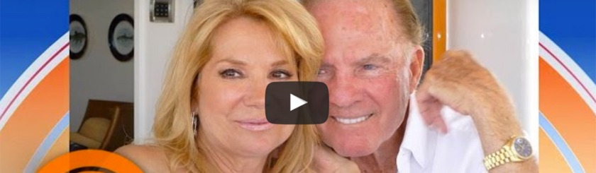 Frank and Kathie Lee Gifford Photo: YouTube Capture