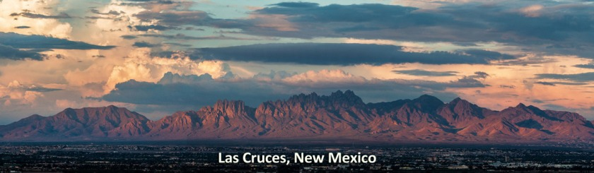 Las Cruces, New Mexico, Photo: Flickr/Joseph j7uy5