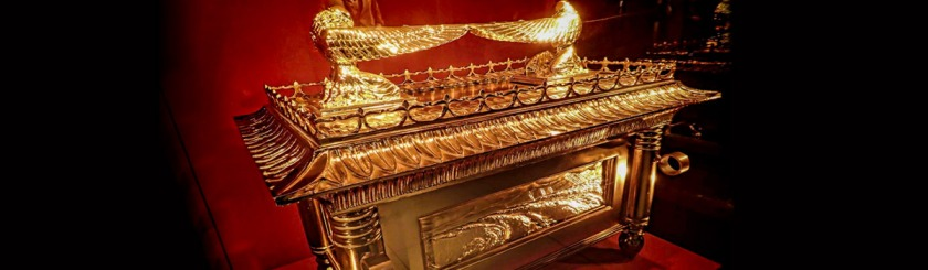 The Ark of the Covenant created for the Hollywood movie Indiana Jones and the Raiders of the Lost Ark. The movie promotes the theory the Ark was lost in Eqypt. Photo: Marry Harrsch/Flickr