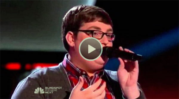 Jordan Smith Photo: YouTube Capture/The Voice