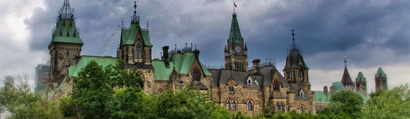 Canada's parliament building Photo: Onasill~Bill Badzo/Flickr