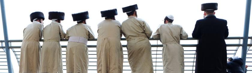 Orthodox Jews Photo: Arnoffoto/Foter.com/ CC BY