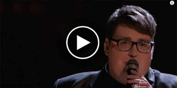 Jordan Smith YouTube Capture, The Voice