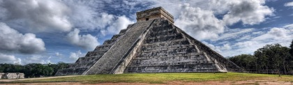Mayan Temple Photo: Brian Hoffsis/Flickr