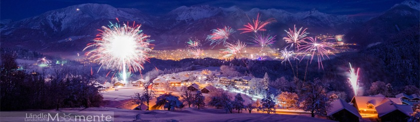 Celebrating the Feast of Silvester in Burserberg, Austria. The feast which falls on December 31st marks the death of Pope Sylvester I who died on that day in 335 AD. The feast is celebrated in many European nations. Photo: BRainy Photography/Flickr/Creative Commons