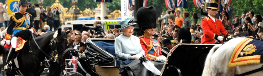 Queen Elizabeth II and her husband Phillip Photo: Ben Murray/Flickr/Creative Commons